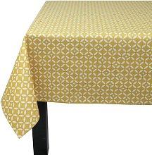 Mosaic Square Tablecloth Fleur De Soleil
