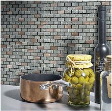 Mosaic Warehouse Shoreditch Mosaic Tile Sheet