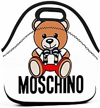Moschino Bear Insulated Lunch Bag Tote Picnic Box