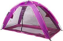 Mosquito Bed Tent 150x70x100cm Purple - Purple -