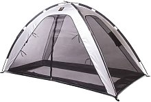 Mosquito Bed Tent 200x90x110 cm Silver - Deryan
