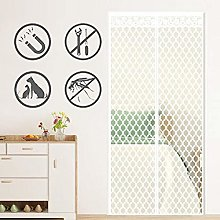 Mosquito Curtain,Magnetic Screen Door, Polyester