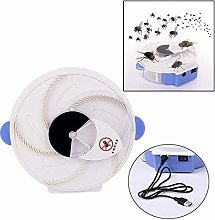 Mosquito Killer Repellent Electric Rotary Fly