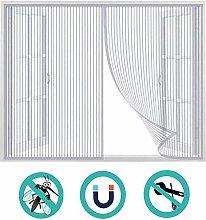 Mosquito Magnetic Window Screen, Mesh