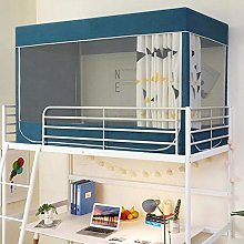 Mosquito Net,Bunk Bed Tent Curtain Cloth Dormitory
