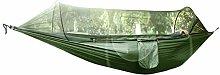 Mosquito Net Hammock Outdoor Swing Aerial Tent