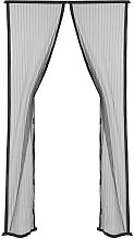 Mosquito Net Magic Curtain Door Mesh Magnetic