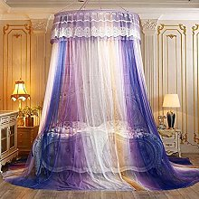 Mosquito Protection Princess Double Bed Canopy