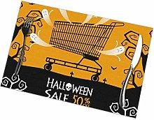 MOTALIN 6PCS Halloween Sale Background,Heat