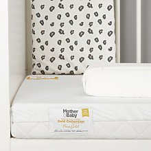 Mother&Baby 140 x 70cm Anti-Allergy Foam Cot Bed