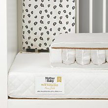 Mother&Baby 140 x 70cm Anti-Allergy Pocket Cot Bed