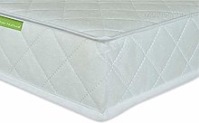 Mother Nurture Classic Spring Cot Bed Mattress 140