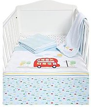 Mothercare On The Road Bed in Bag, One Colour