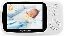 Mothinessto Baby Sleep Monitor, Baby Security