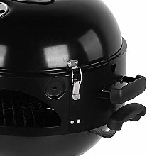 Mothinessto Grill Portable Charcoal Grill 35.4in