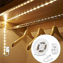 Motion Sensor Activated LED Light Strips 3M Rope