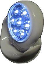 Motion Sensor LED Security Light for