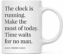 Motivational Inspirational Quote Coffee Mug Gift,