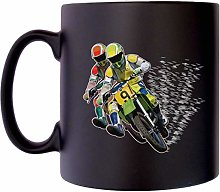 Motocross Twin Riders Helmet Dirt Bike Racing