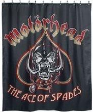 Motörhead Ace Of Spades Shower Curtain multicolor