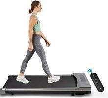 Motorised Treadmill, Portable Walking Running Pad