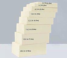 MOTT Upholstery Foam 3/5/8/10cm Thick Foam Sheet