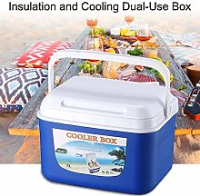 Motto.H-Mini Cool Box,Thermoelectric Cooler,5L