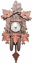 Motyy Vintage Home Decorative Bird Wall Clock