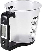 Mouchao4762 Hostweigh Measuring Cup Kitchen Scales