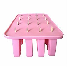 Mould Silicone Ice Lolly Mold Cuboid Shape Ice