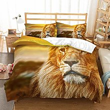 MOUMOUHOME Africa Animal Bedding Set Single 3D