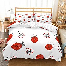 MOUMOUHOME Children Insects Bedding Set Single 3D