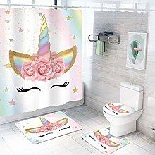 MOUMOUHOME Dreamy Girls Bathroom Decoration
