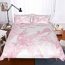 MOUMOUHOME Marbling Bedding Set Single Size 3D