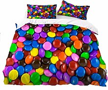 MOUMOUHOME Toddler Bedding King Size Stacked with