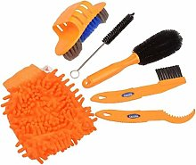 Mountain Bike Cleaning Brush Tool Kit Chain