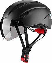 Mountain Bike Helmet, Lightweight Ventilation