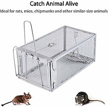 Mouse Cage Mousetrap, Animal Humane Live Cage Rat