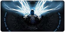 Mouse Pads Large Gaming Mouse Pad Diablo 3 Tyrael
