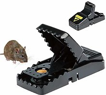 Mouse Traps,Reusable Snap Mice Traps Rodent Killer