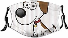 Mouth Cover Animal Childlike Dalmatian Cute Pet