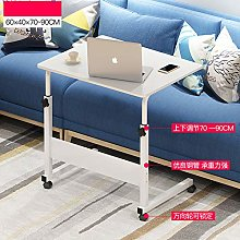 Moveable Laptop Desk For Bed,adjustable Height