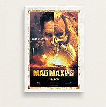 Movie Poster Mad Max Art Home Decor Picture Canvas