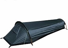 MOVKZACV 1 Person Backpack Camping Tent,