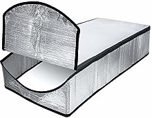 MOVKZACV Attic Stairway Insulation Cover for Pull