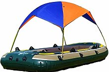 MOVKZACV Boat Sun Shade Shelter,2 Persons Foldable