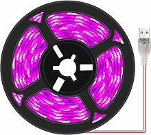 MOVKZACV LED Grow Light Strip, IP66 Waterproof