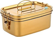 MPGIO 304 Stainless Steel Lunch Box Double Layers
