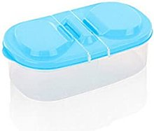 MPGIO Healthy Plastic Food Container Portable