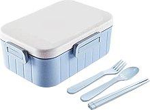 MPGIO Lunch Box Microwave Dinnerware Food Storage